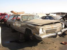63 best buick century images on pinterest buick century station junkyard find 1973 buick century luxus wagon the truth about cars fandeluxe Image collections