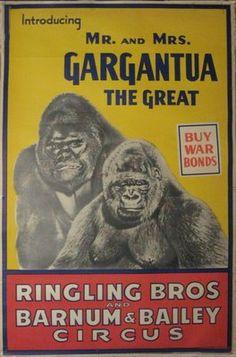 Mr. & Mrs. Gargantua the Great