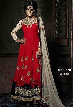 Product Code 38442 Weight 2 KGS Delivery Days 15 Days Fabric Georgette Dupatta Santoon Occasion Party Wear, Traditional Work Embroidery Salwar Type Semi Stitched / Unstitched Shipping Worldwide PLEASE