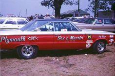 Sox and Martin Plymouth GTX