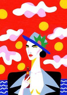 Lynnie Zulu   Illustrator   Central Illustration Agency