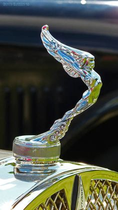 Hudson Hood Ornament   ===>  https://de.pinterest.com/pin/306104105893810312/                                                                                                                                                                                 More