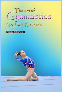The art of Noël van Klaveren op Vloer, tijdens de 1/4 Finales Turnen Dames op zaterdag 21 maart 2015 in Tilburg