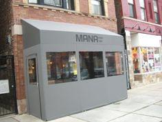 MANA Food Bar. Vegetarian bar food. + Vegan +GF