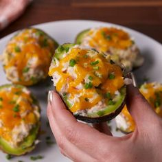 healthy snacks - Avocado Crab Boats Are The LowCarb Lunch of Your Dreams Avocado Recipes, Fish Recipes, Seafood Recipes, Appetizer Recipes, Cooking Recipes, Avocado Salads, Baked Avocado, Party Appetizers, Keto Tuna Salad