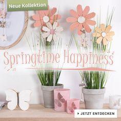 Neue Kollektion: Springtime Happiness