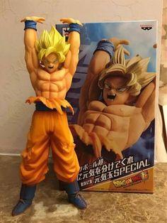 Sun Goku Summon Genki Dama Spirit Bomb Unpainted Resin Kit 1//8 Dragonball Z