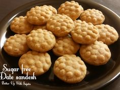 Sugar Free Date Sandesh – Batter Up With Sujata
