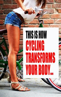 Although it might not feel like it after a particularly intense episode of saddle sores, your body LOVES cycling, and it shows…