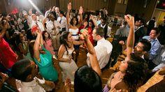 © Sarah Tew Photography, http://www.sarahtewphotography.com as featured on Brown Sparrow Weddings Venue + Catering: Tarrytown Doubletree | Event Planner: Events by Khadejah | Cake Designer: Neri's Bakery | Floral Design: White Plains Florist | Dress Designer: Enzoani | Makeup Artist: Ayana Rhoden | Shoes: Salvatore Ferragamo  | DJ: DJ Reg West | Invitation Designer: Wedding Paper Divas | Officiant: Deacon Rodney Beckford