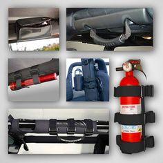 Interior Sport Bar Accessory Kit; 07-16 Jeep Wrangler JK