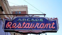Memphis' Arcade Restaurant