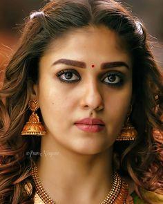 Beautiful Girl Indian, Most Beautiful Indian Actress, Beautiful Girl Image, Cute Beauty, Beauty Full Girl, Beauty Women, Nayanthara Hairstyle, Tori Tori, Indian Actress Photos