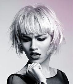 Emma J Steven Medium Blonde Hairstyles