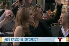 Qué opina la gente en las calles de los Angeles, California… ¿Qué causó el divorcio entre Angelina Jolie y Brad Pitt?