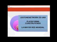 Presentacion Oficial Justonenetowrk