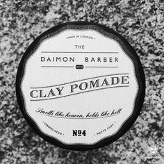 Photo from our friend James Vincent. See his review of our No.4 Pomade here - http://www.jamesvincent.life/fashion/the-daimon-barber/  #TheDaimonBarber #grooming #men #style #hair #pomade