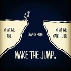 what do you want to be? make the jump.