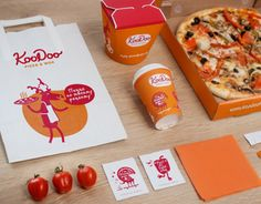 "Check out this @Behance project: ""KooDoo Pizza&Wok"" https://www.behance.net/gallery/16194735/KooDoo-Pizza-Wok"