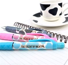 Great mechanical pencils! And cute!