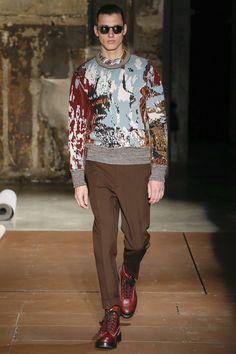See the Cerruti autumn/winter 2015 menswear collection