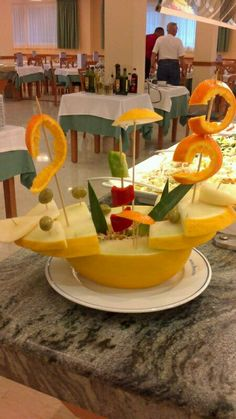 1000 images about decoraci n buffet on pinterest buffet del mar and plato - Decoracion buffet ...