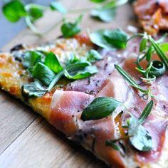 Blomkålspizza opskrift