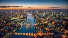 Amazing Rivers Of London   Amazing London   Amazing world