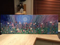 Abstract with flowers Paintings, Abstract, Flowers, Art, Summary, Art Background, Paint, Painting Art, Kunst