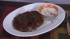 Chef David LeFevre showed us how to grill the perfect steak just in time for summer! Here are all of his delicious recipes from today's show.