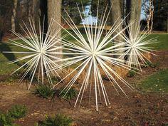 Norman Mooney Artwork - Sculpture. Wind Seeds,