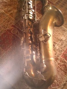 Geo. M. Bundy Tenor Saxophone 46M T 54785 I With Gretsch Mouthpiece For Restore #GeoMBundy