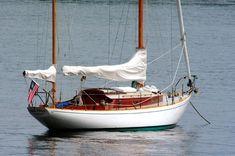 1952 Concordia Yawl Sail Boat