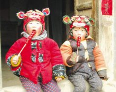 Chinese Children's Hats