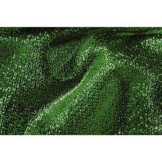 Glanzstoff Casino grün, 308 cm breit