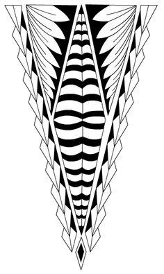 Leg Calf Tattoo Tatau by xSiiANA on DeviantArt