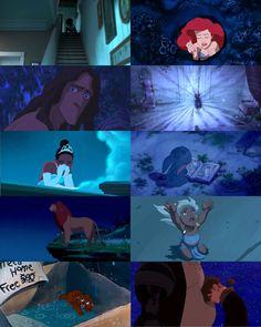 Disney Sadness