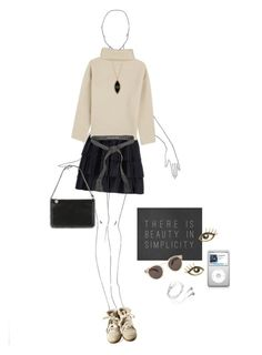 """Untitled #115"" by annabirkholm on Polyvore featuring Balmain, Étoile Isabel Marant, Isabel Marant, Kate Spade, Illesteva, Samsung, Tai, STELLA McCARTNEY, women's clothing and women"