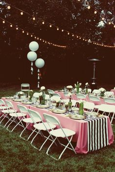 Jaymee's Amazing Outdoor Bridal Shower | Photography: Ann-Marie Loves Paper