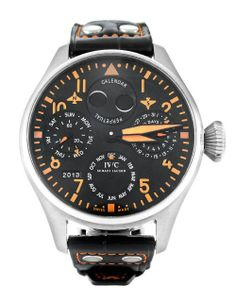 IWC Big Pilots IW502618 - A Big Pilot with perpetual calendar complication