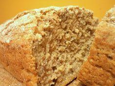 Dagasztás nélküli élesztős kenyér Bread, Food, Brot, Essen, Baking, Meals, Breads, Buns, Yemek