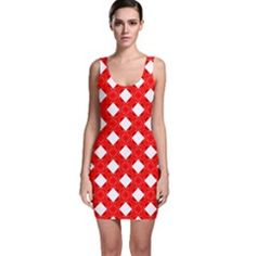 Cute Pretty Elegant Pattern Bodycon Dress by creativemom