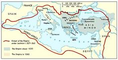 In the Middle East and North Africa, the once powerful civilizations of Byzantium and the Abbasids had crumbled. The Byzantine Empire was pressed by Ottoman Turks; Constantinople fell in 1453. The Abbasids were destroyed by the Mongols in 1258.