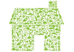 What makes a green home green? #ecofriendly #green #build