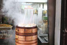 Xiao Long Bao: Soup Dumplings (with straws!) in Shanghai