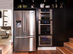 Refrigerador, Torre de Forno e Adega Elettromec
