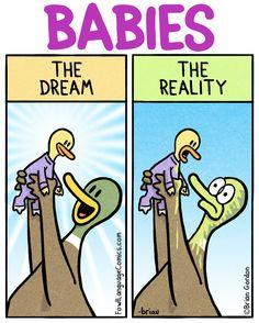 Babies (Fowl Language Comics)