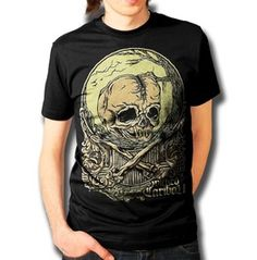 Wicked Caribou - SkulloScope T-Shirt - Available at www.wickedcaribou.com