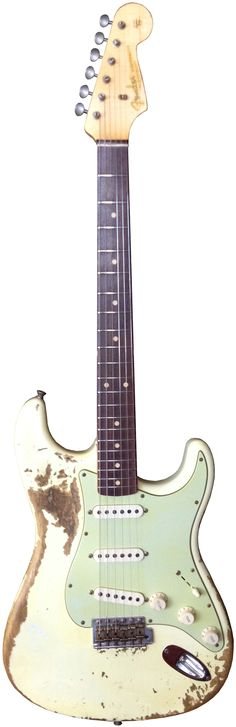 Limited Edition 1962 Heavy Relic Stratocaster