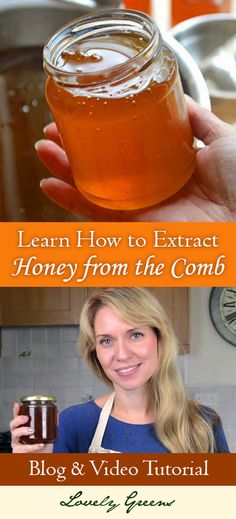 Have you ever wondered how raw honey is harvested from the honeycomb? Tanya from Lovely Greens shows you how! For the blog version of this tutorial, visit: http://www.lovelygreens.com/2014/10/how-to-extract-honey.html